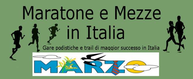 Calendario Marzo 2020.Calendario Marzo 2020 Delle Maratone E Delle Mezzemaratone