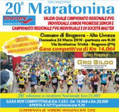 Calendario Gare Podistiche Toscana.Maratone E Mezzemaratone In Italia 2019 Calendario Delle